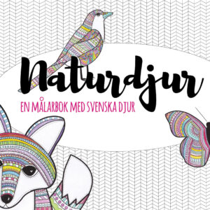 OMSLAG Naturdjur